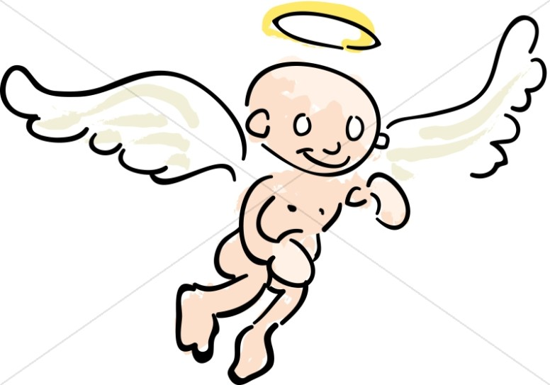 776x543 Baby Clipart Angel Angel Clipart