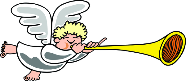 600x263 Angel Baby Clipart Free Free Images