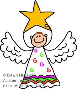 259x300 Clipart Illustration Of A Happy Little Boy Dressed Up As An Angel