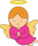 161x195 Free Angel Clipart