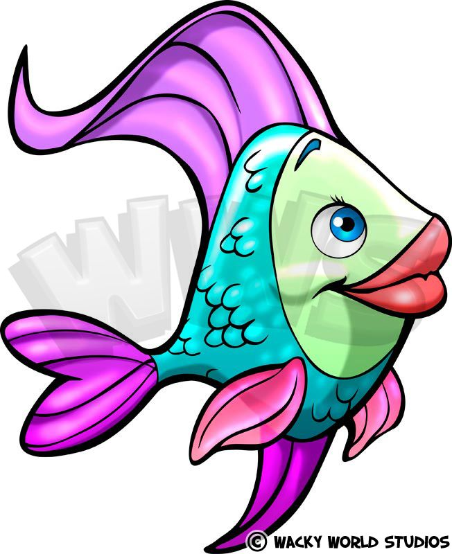 652x800 881 Best Pisces Images On Cartoon Fish, Comet Goldfish