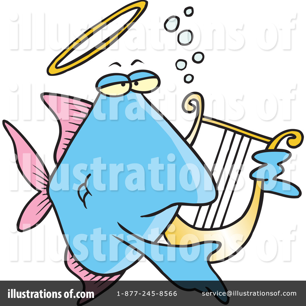 1024x1024 Angel Fish Clipart