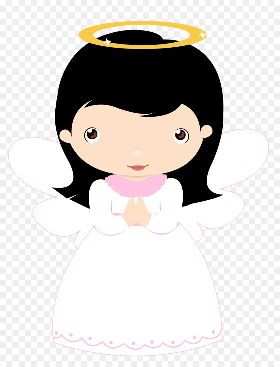 900x1180 Angel Girl First Communion Clip Art