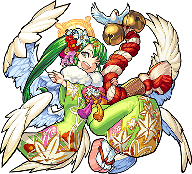 393x356 Gabriel Monster Strike Wiki Fandom Powered By Wikia