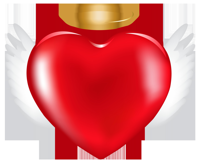 6000x4870 Angel Heart Png Clip Art Imageu200b Gallery Yopriceville