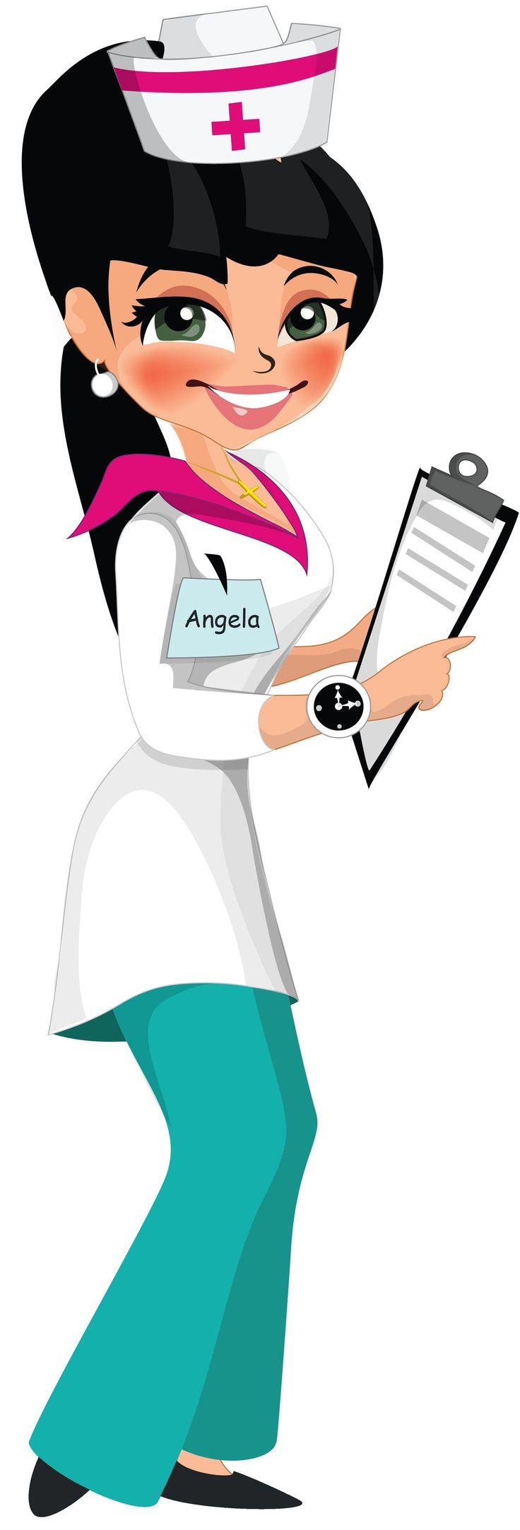 Angela Clipart