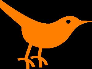 300x228 Twitter Bird Clip Art