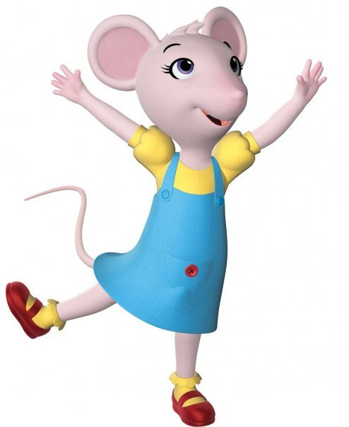 494x604 Polly Mouseling Angelina Ballerina Wiki Fandom Powered By Wikia