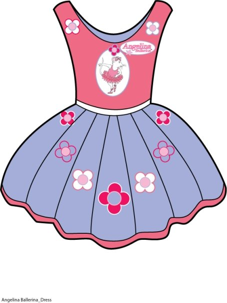 454x604 Angelina Ballerina Dress By Drew0b1