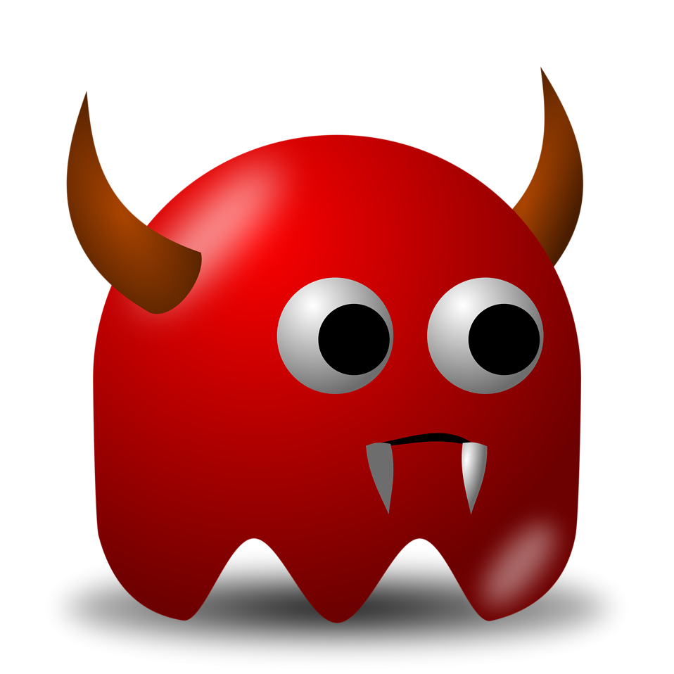 958x958 Demon Clipart