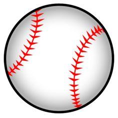 236x237 Free Printable Baseball Clip Art Images Inch Circle Punch