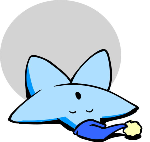 600x568 Fish Clipart Sleepy