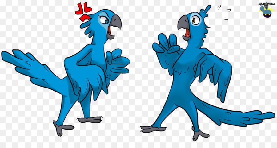 900x480 Angry Birds Rio Blu Illustration