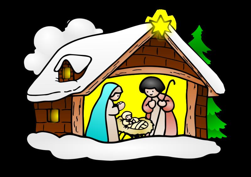800x565 Christmas Clip Art