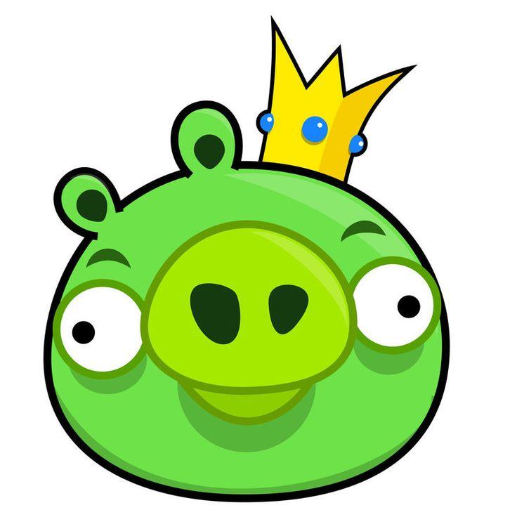 736x736 Clip Art Angry Birds Birthday Clipart