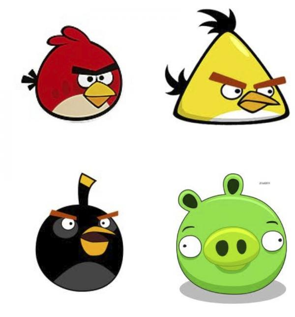 600x645 Crazy Bird Clip Art. Perfect Angry Birds Seasons Angry Birds