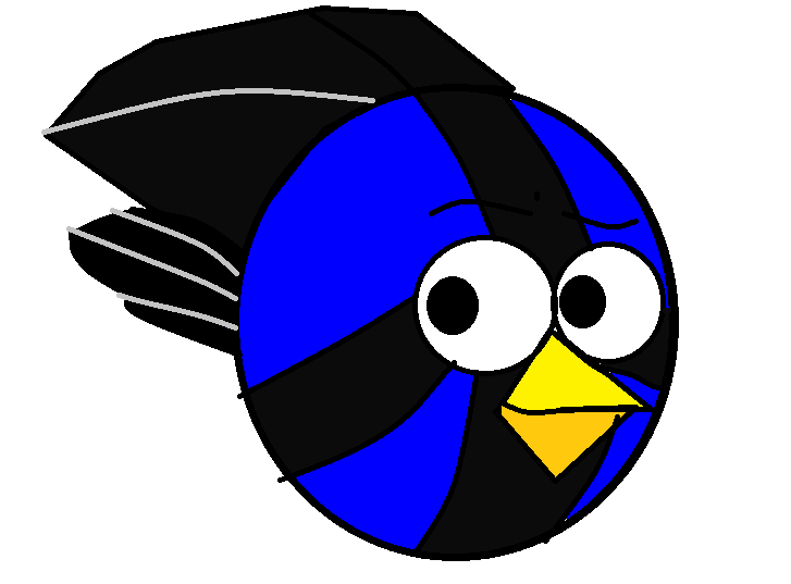 727x537 Image Of Angry Bird Clipart