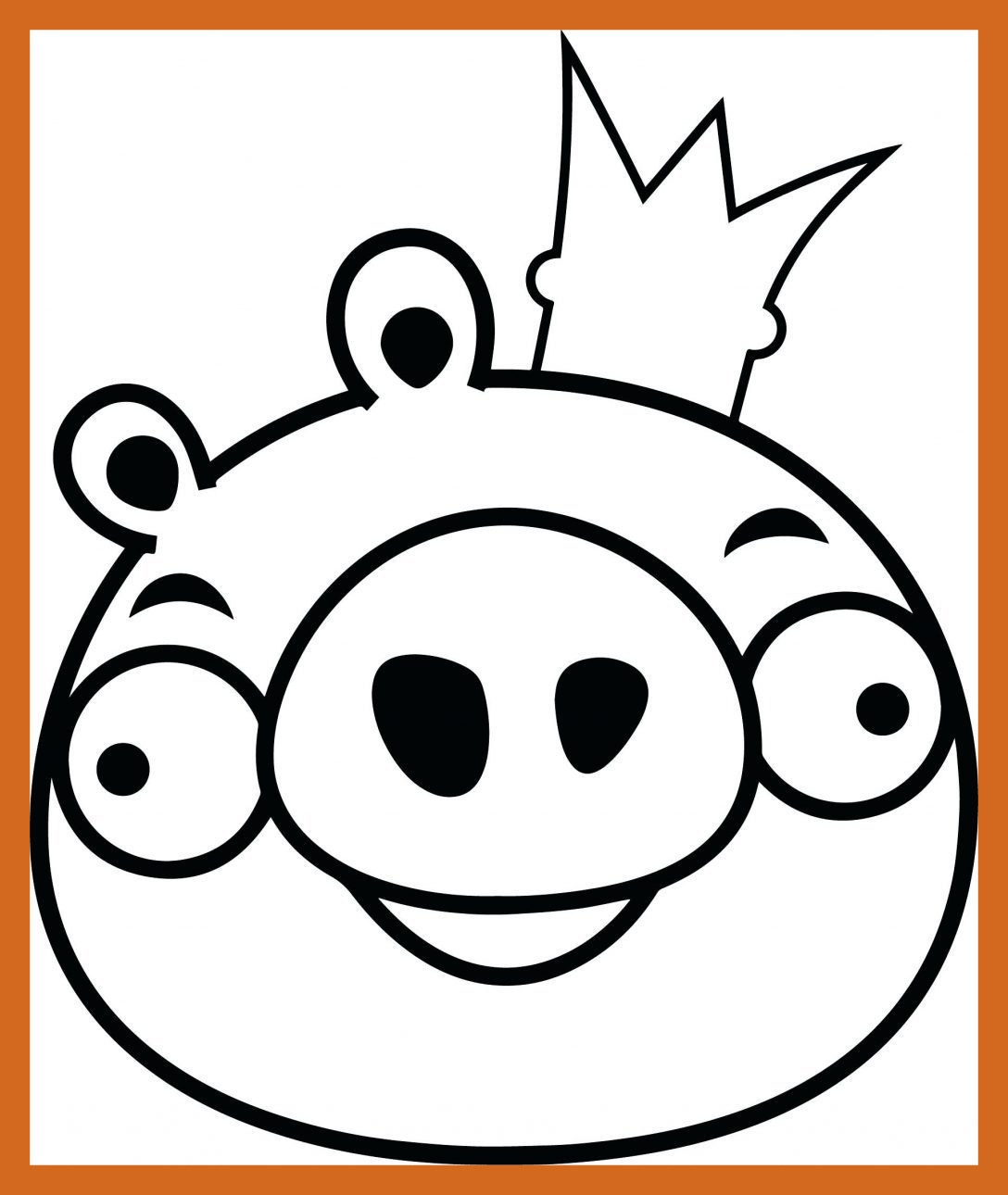 1088x1290 Angry Birds Pigs Coloring Pages Free Coloring Pages Download