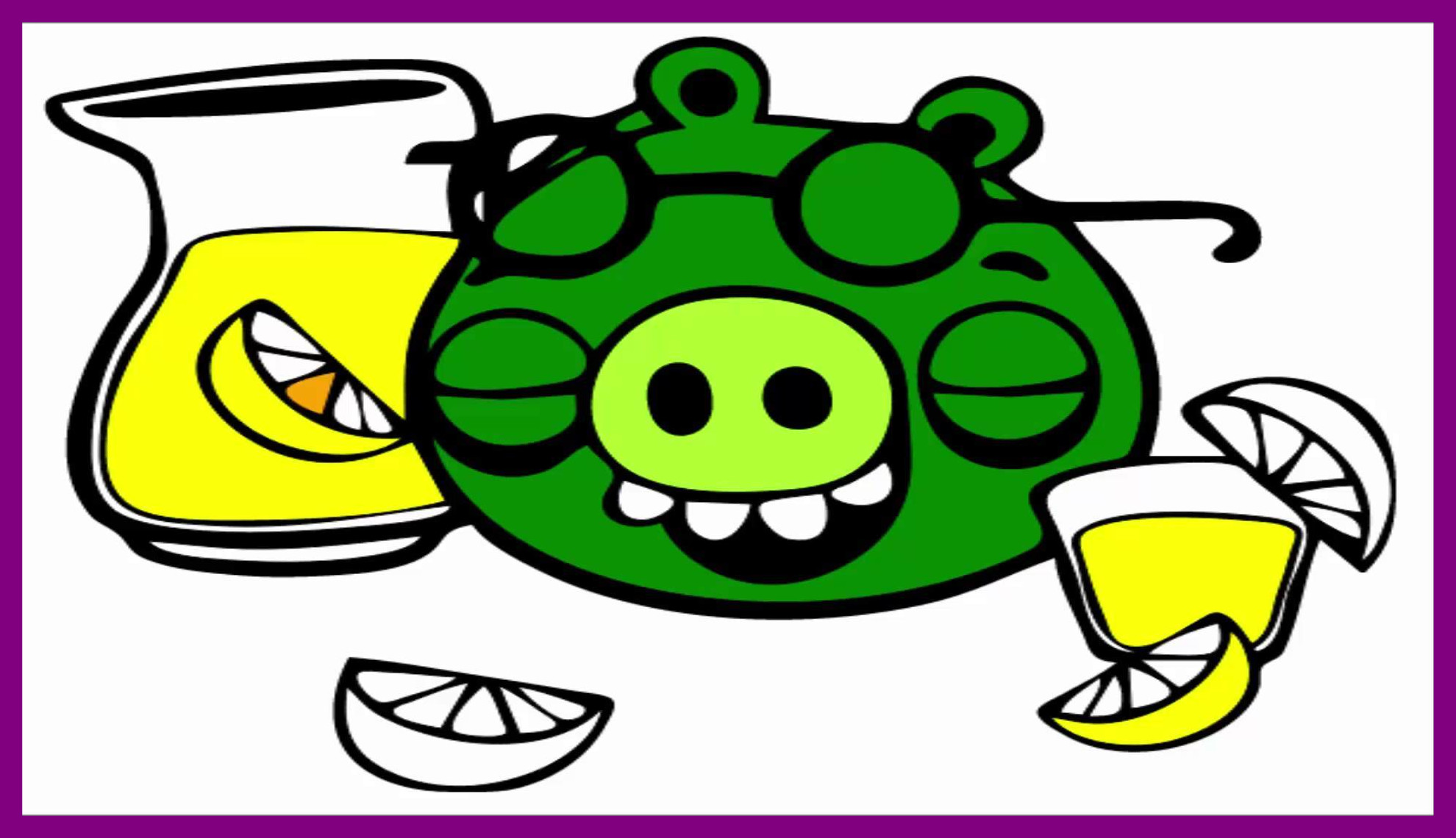 1980x1140 Printable New Angry Birds Pigs Coloring Pages [Printable