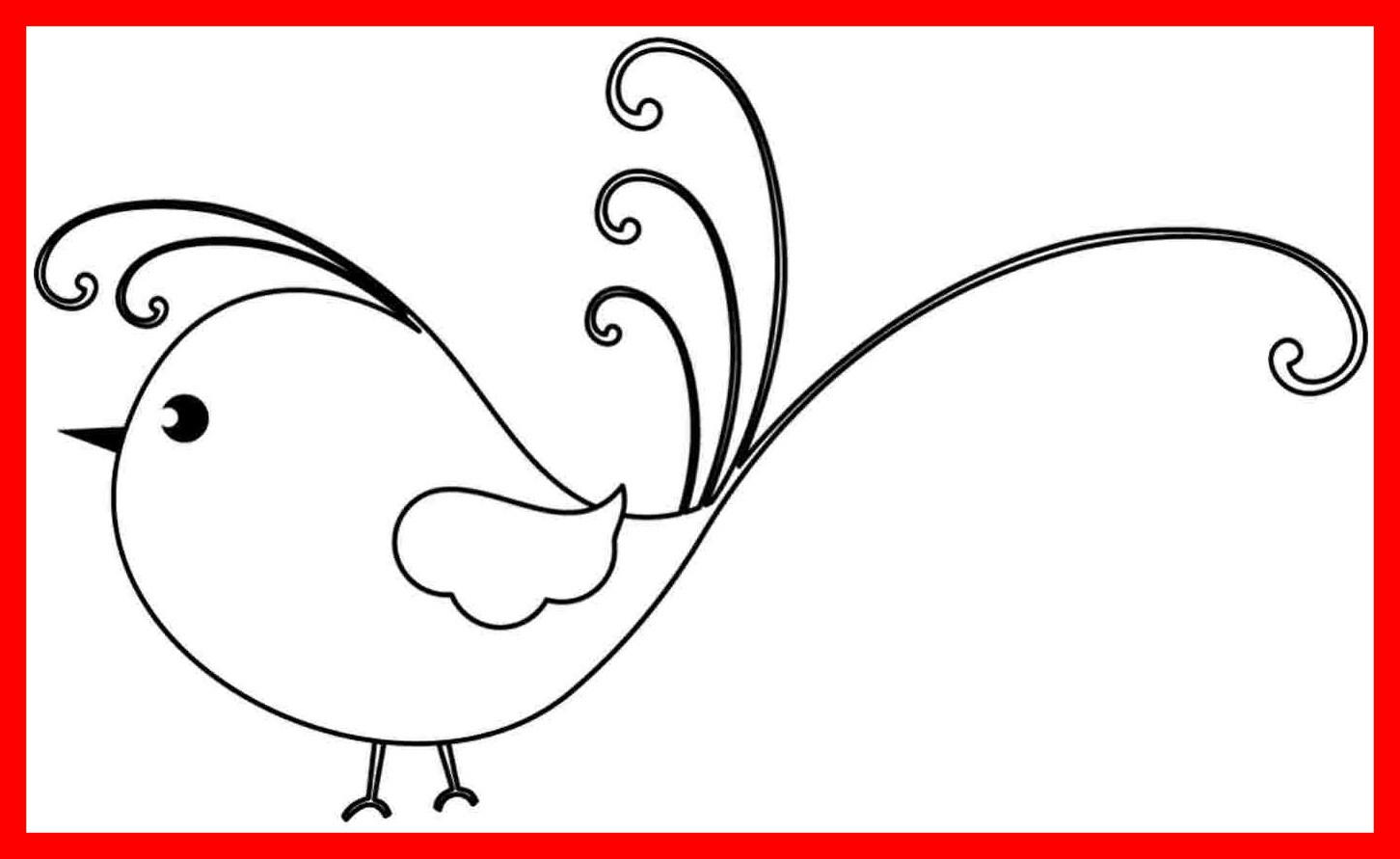 1452x891 Unbelievable Printable Bird Coloring Pages Scott Fay Image