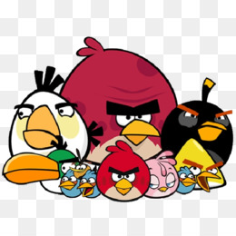 260x260 Angry Birds Png And Psd Free Download