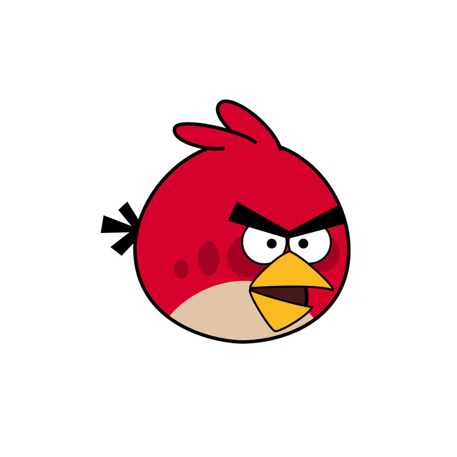 894x894 First Rate Angry Birds Clipart Character Design Clip Art