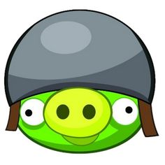 236x236 The Helmet Pig! Bad Piggies Helmets And Angry Birds