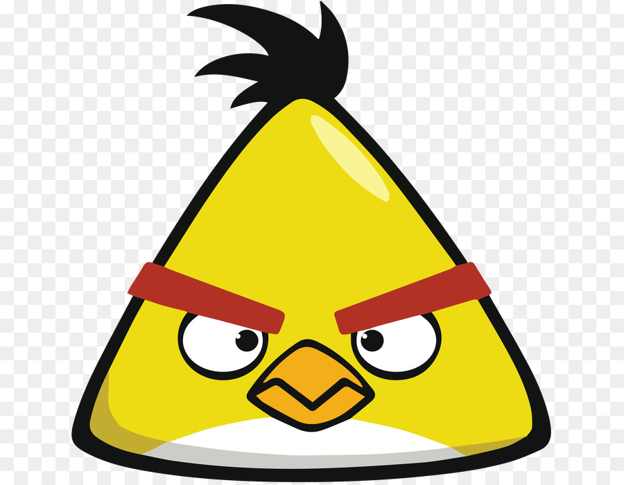 900x700 Angry Birds Space Yellow Clip Art