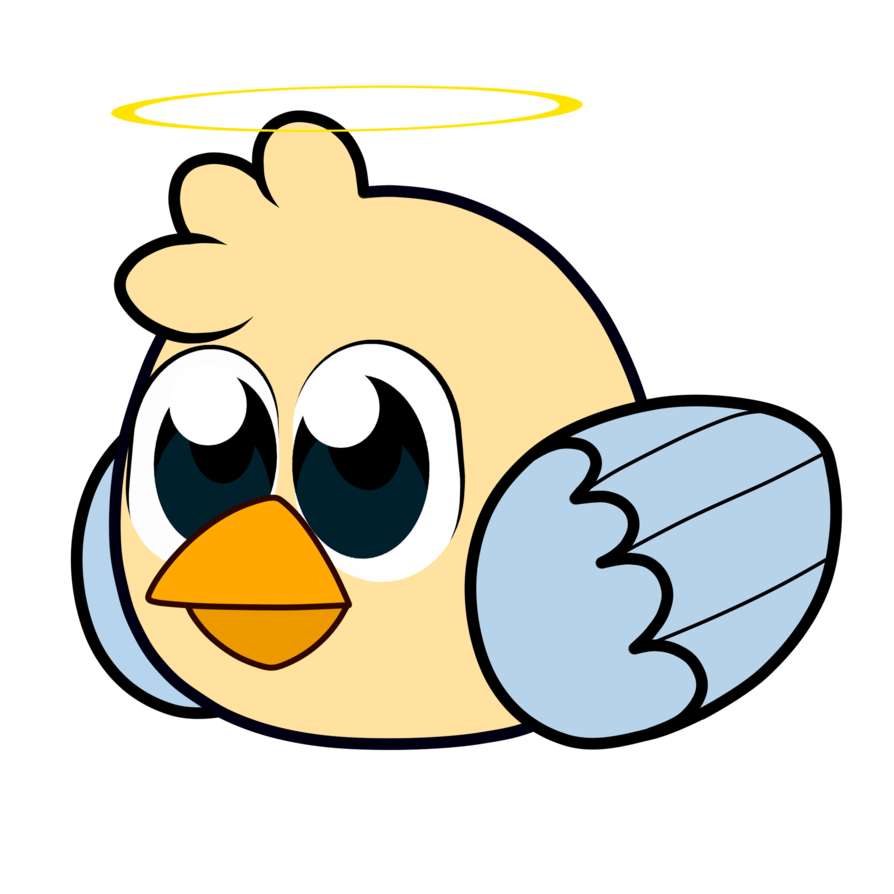 894x894 Image Of Angry Bird Clipart