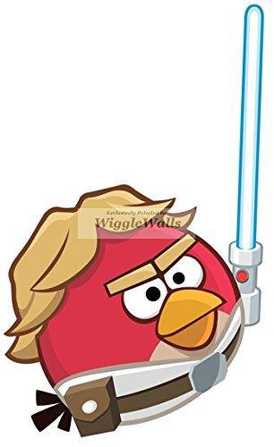 306x500 8 Inches Luke Skywalker Red Bird Angry Birds Star Wars