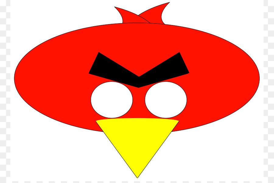 900x600 Angry Birds Star Wars Ii Mask Clip Art