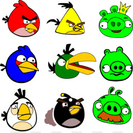 260x260 Free Download Angry Birds Trilogy Angry Birds Star Wars Angry