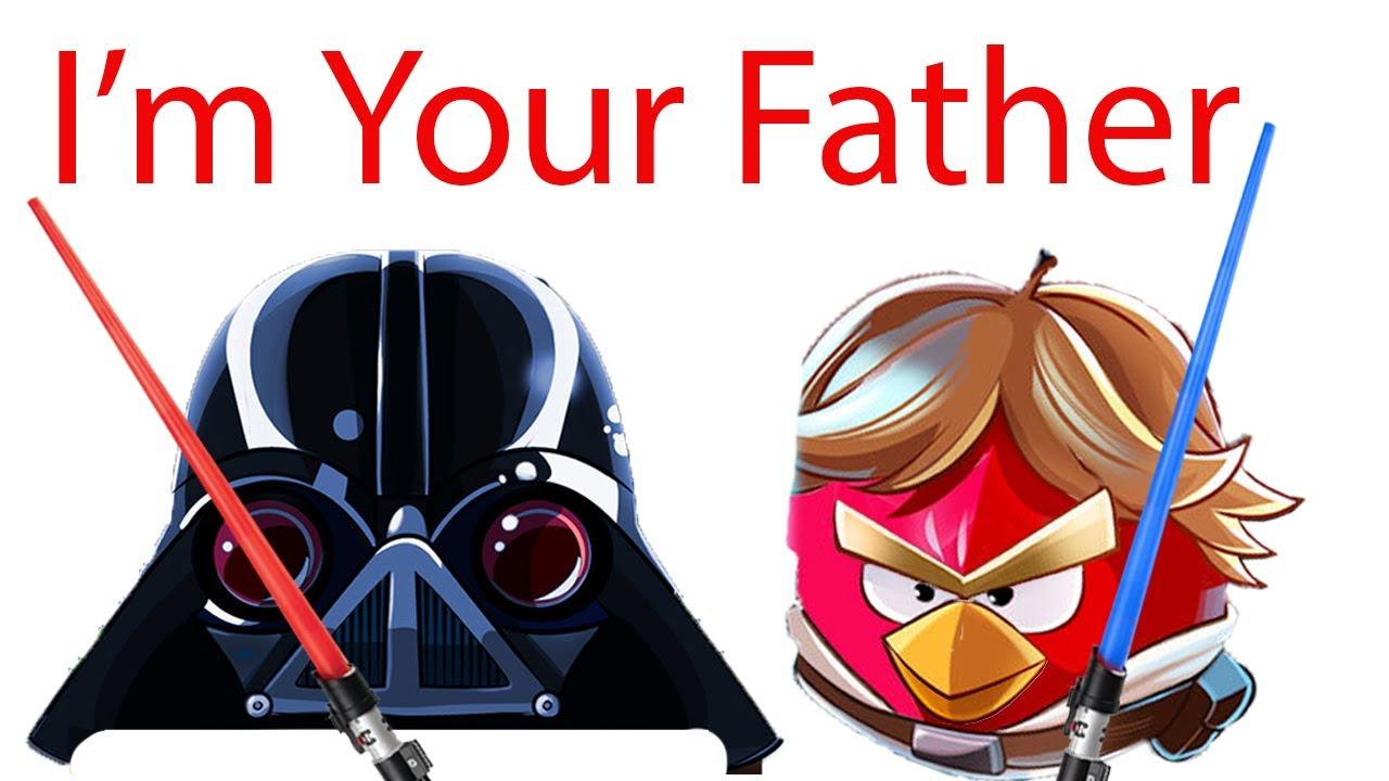 1280x720 Angry Birds Star Wars