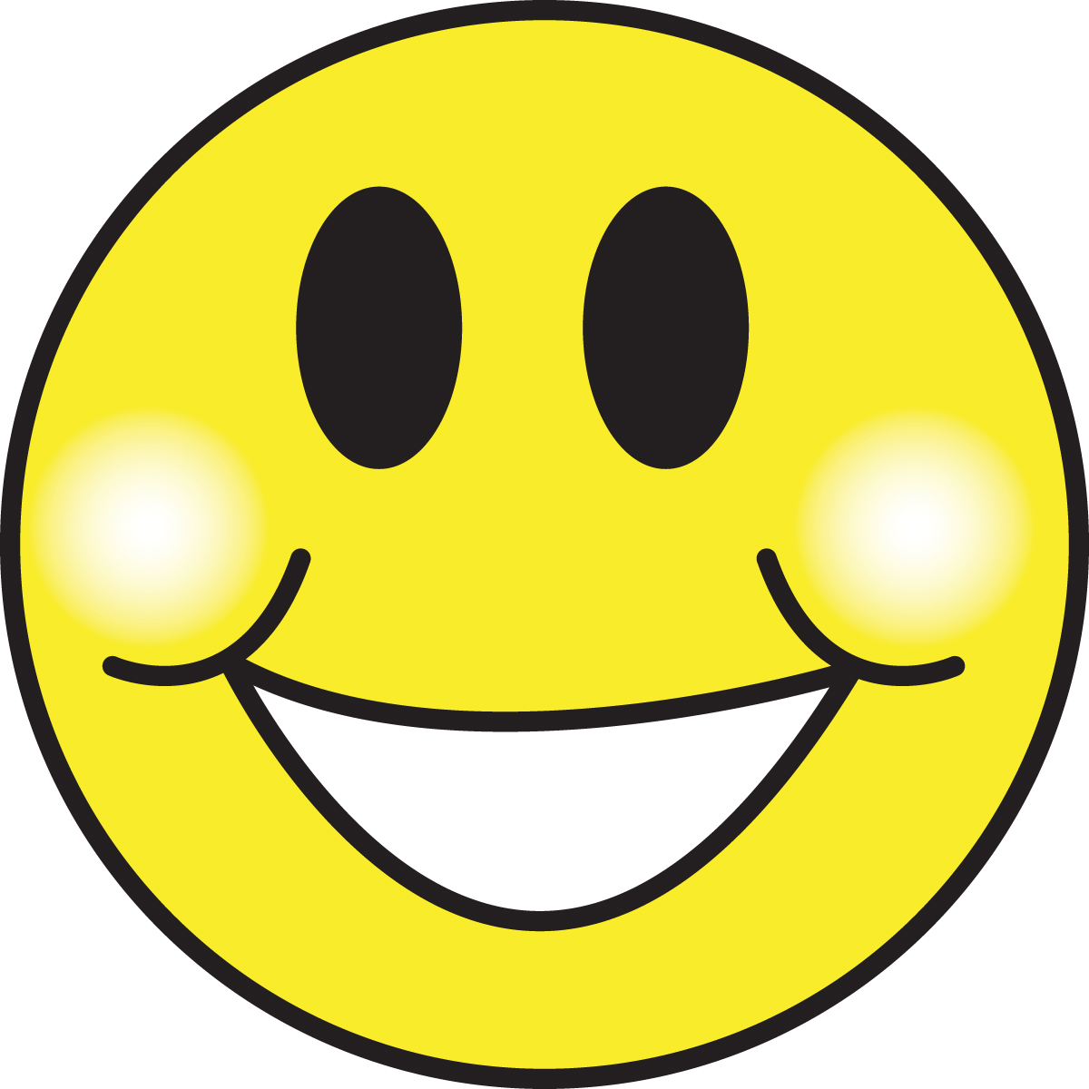 1200x1200 Smiley Face Clip Art Emotions Free Clipart Images 2