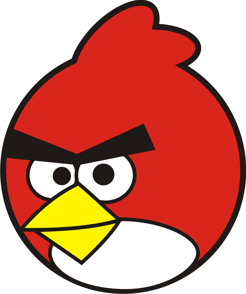 786x937 Angry Birds Logo Logos Download
