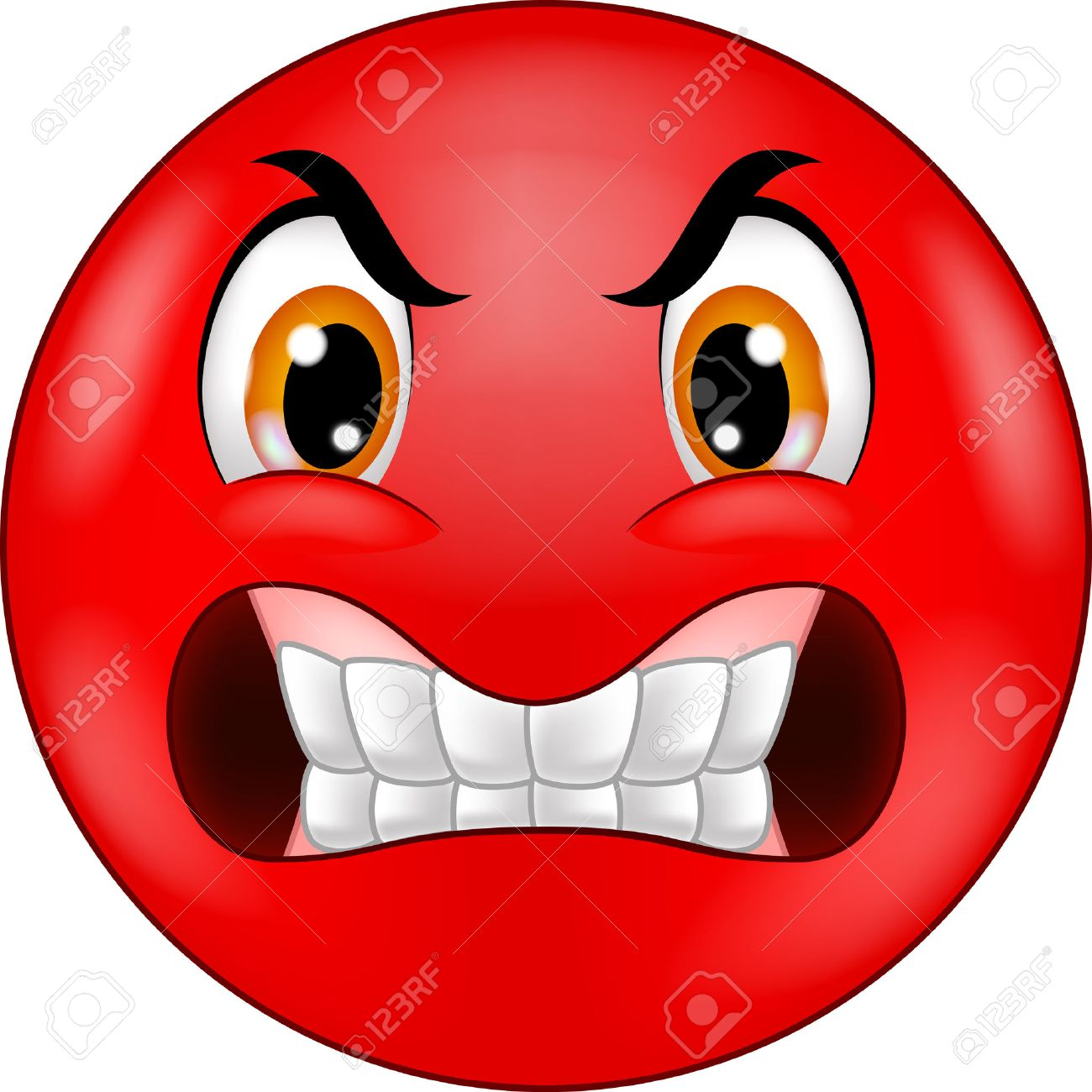 Angry Face Clipart At Getdrawings Free For Personal Use Angry