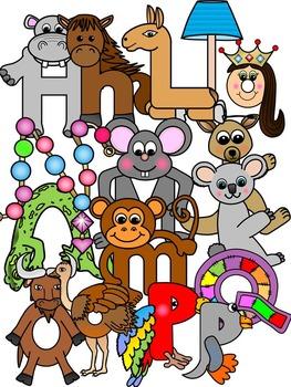 263x350 Alphabet Clipart Graphics Alphabet Cartoon Clipart (106 Images)