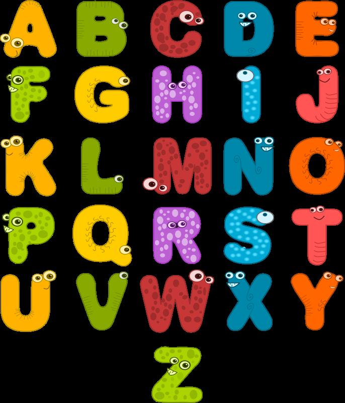 686x800 Free Clipart Animal Alphabets Subrav