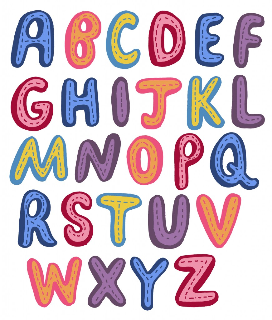 872x1024 Animated Clipart Letters