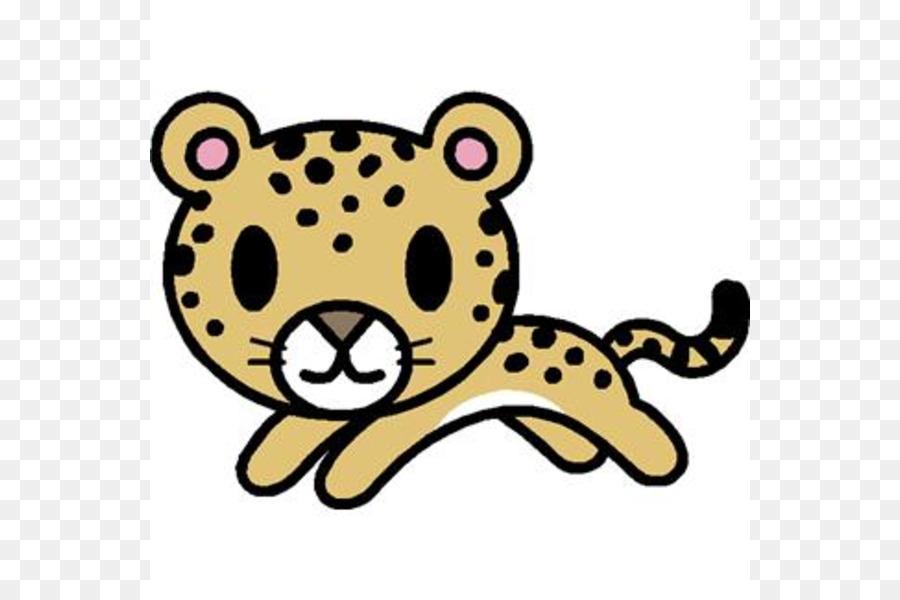 900x600 Cheetah Amur Leopard Jaguar Tiger Clip Art