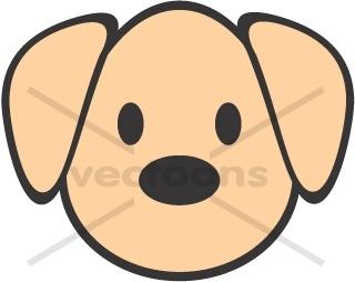 320x254 Puppy Head