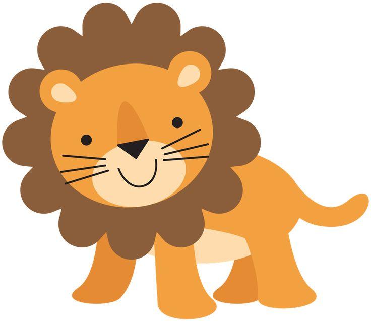 736x637 Animal Kingdom Clipart Jungle Lion 3029880