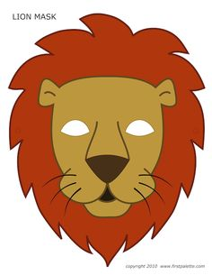 236x305 Free Printable Lion Coloring Pages For Kids