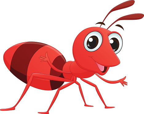 468x370 Ants Clipart Face Mask