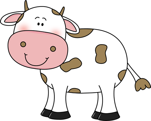 500x402 Extremely Inspiration Cow Clipart Beef Panda Free Images Animal 11