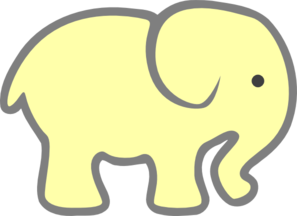 297x216 Baby Elephant Clip Art Amp Look At Baby Elephant Clip Art Clip Art