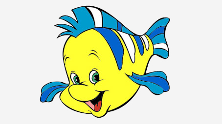 454x255 Top 25 Free Printable Fish Coloring Pages Online