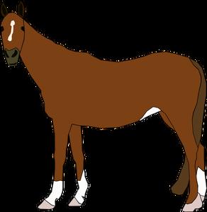 292x300 7538 Running Horse Outline Clip Art Public Domain Vectors