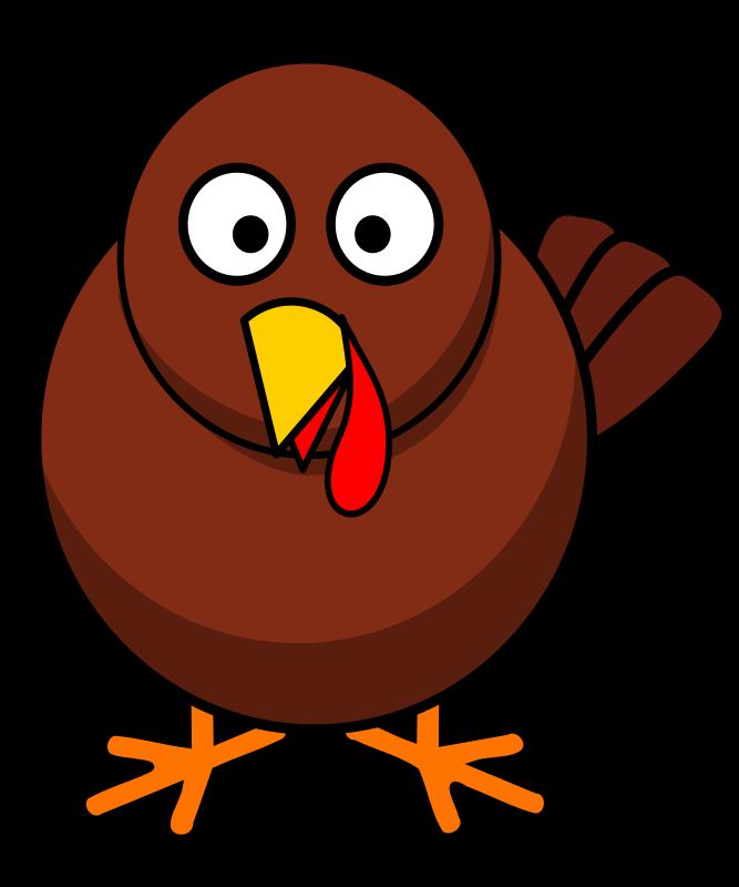 667x800 Turkey Feet Clipart