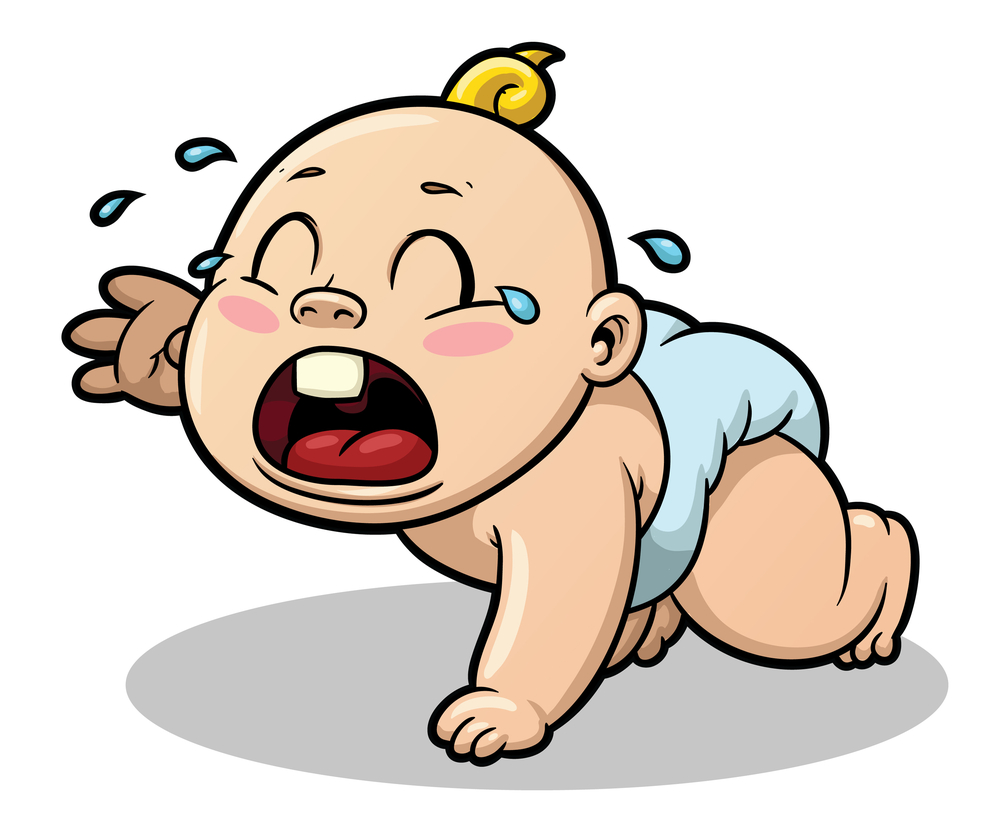 1000x827 Cry Baby Clipart